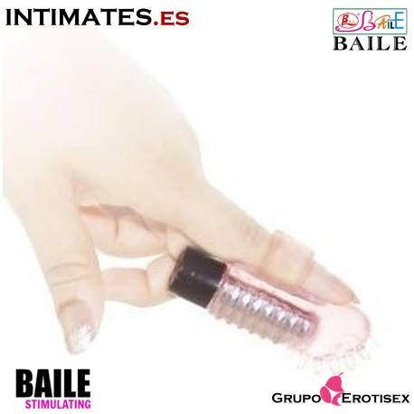 Vibrating Finger Stimulator · Mini vibrador dedo · Baile