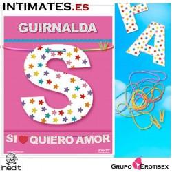 Guirnalda Sí♥Quiero Amor · Inedit