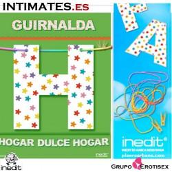 Guirnalda Hogar Dulce Hogar · Inedit
