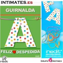 Guirnalda Feliz♥Despedida · Inedit