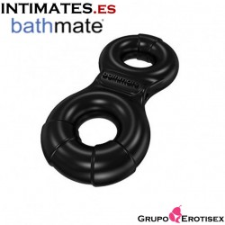 Vibe Ring Eight · Anillo para el pene 3 vel. · Bathmate