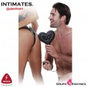 Luv Paddle ·Paleta con Electro Sex ·Shock Therapy