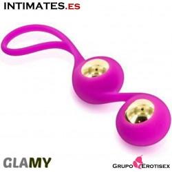 Gold Love Balls ·Bolas geisha chapadas en oro de 18 kt · Glamy