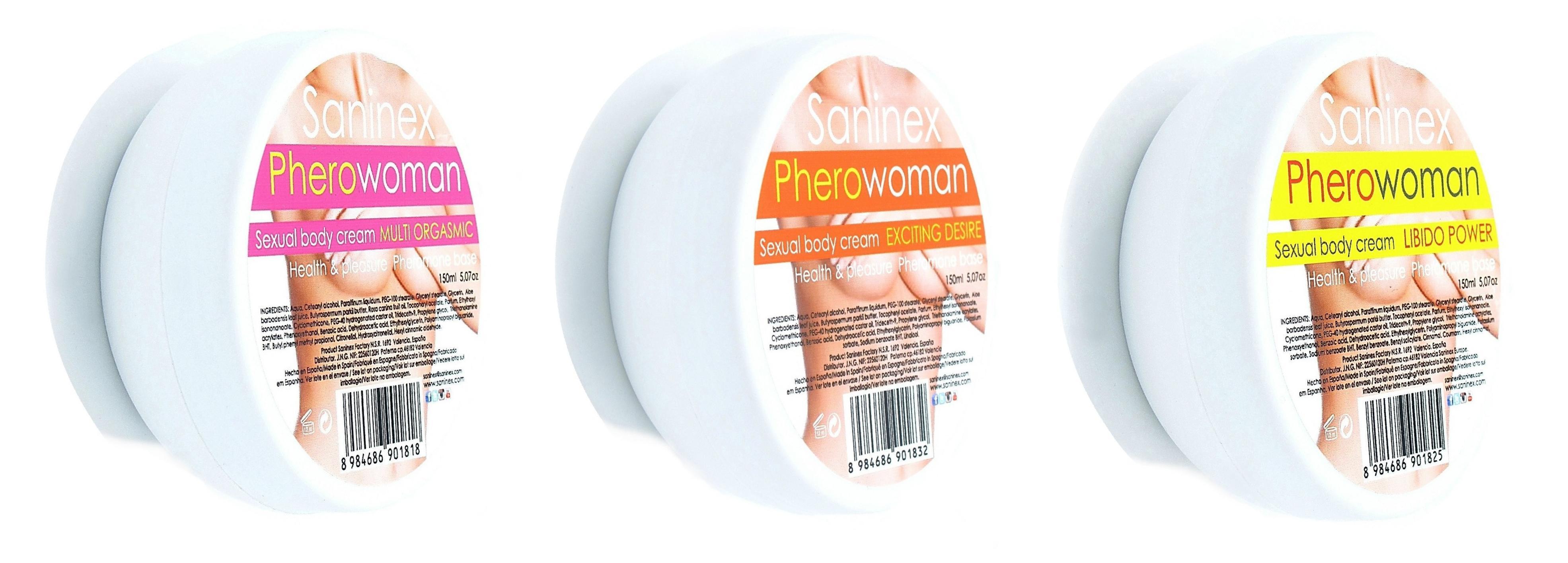 Saninex pheromones