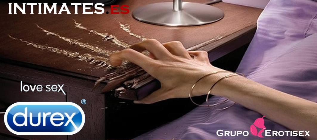 """Lubricantes y  geles de masaje Durex, que puedes adquirir en intimates.es """"Tu Personal Shopper Erótico Online"""""""