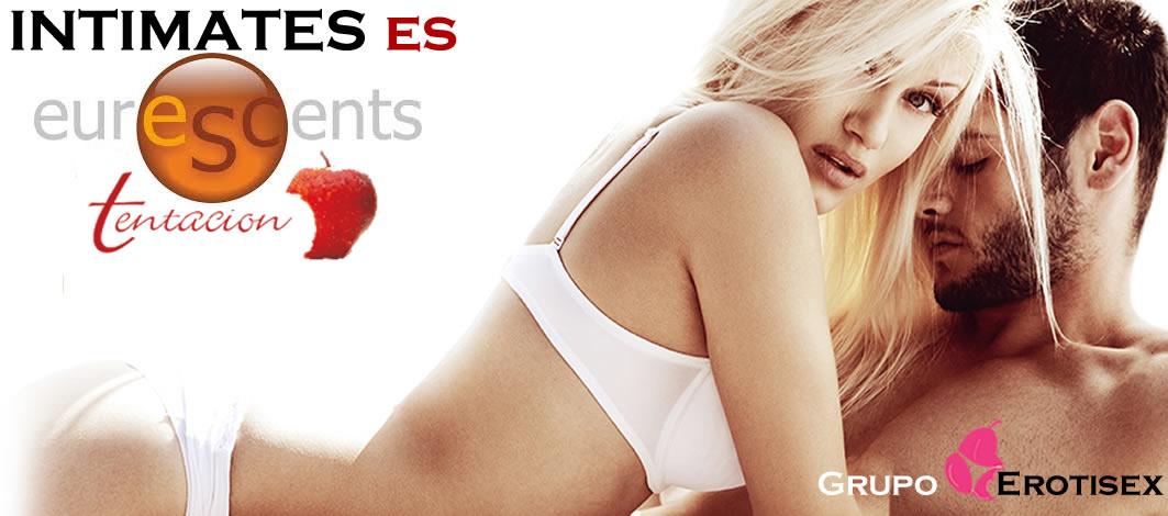 """Tentación de Eurescents Difussion en intimates.es """"Tu Personal Shopper Erótico Online"""""""