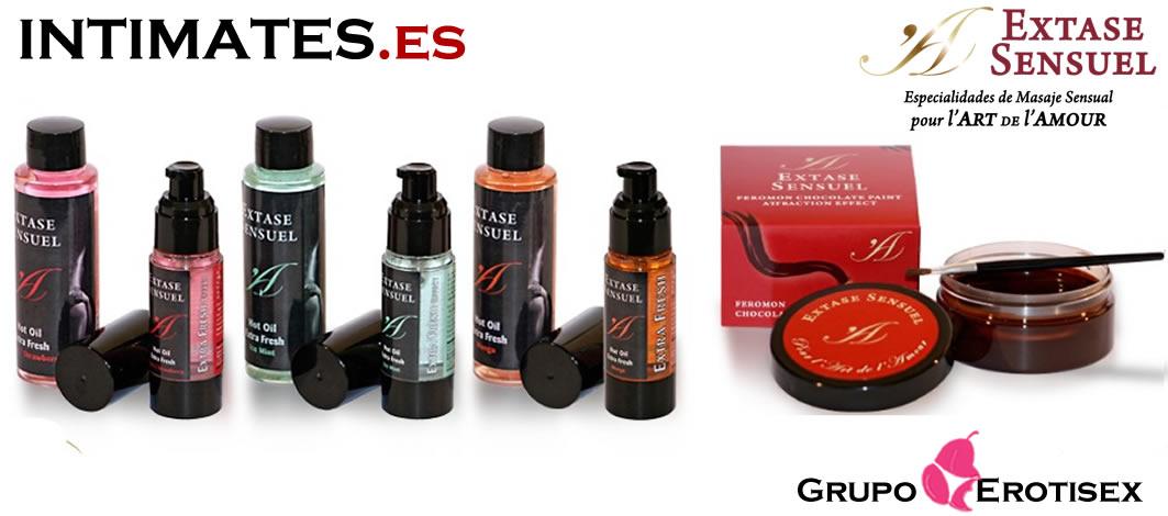 """Extase Sensuel en intimates.es """"Tu Personal Shopper Online"""""""