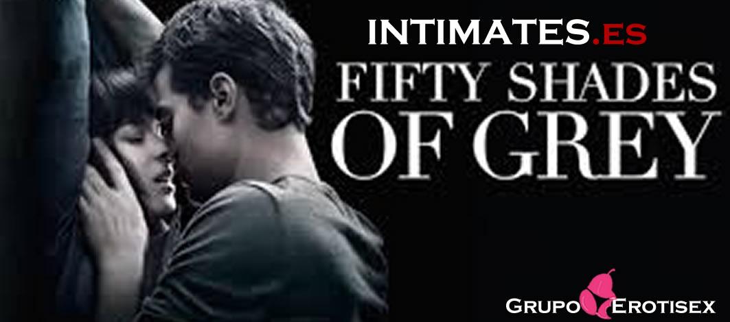 """Fifty Shades of Grey Official Pleasure Collection, que puedes adquirir en intimates.es """"Tu Personal Shopper Erótico Online"""""""