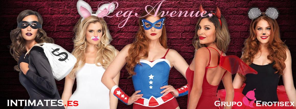 "Disfraces de Leg Avenue en intimates.es ""Tu Personal Shopper Online"""