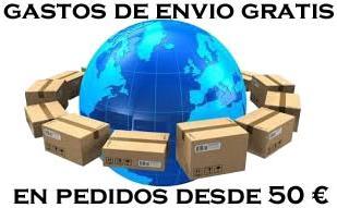 """Gastos de envio gratis en pedidos desde 50€, que puedes adquirir en intimates.es """"Tu Personal Shopper Erótico Online"""""""