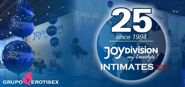 """Lubricantes de JoyDivision, que puedes adquirir en intimates.es """"Tu Personal Shopper Erótico Online"""""""
