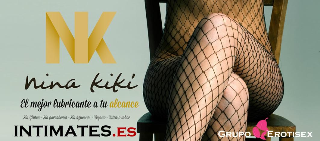 """Nina Kiki el mejor lubricante a tu alcance en intimates.es """"Tu Personal Shopper"""""""