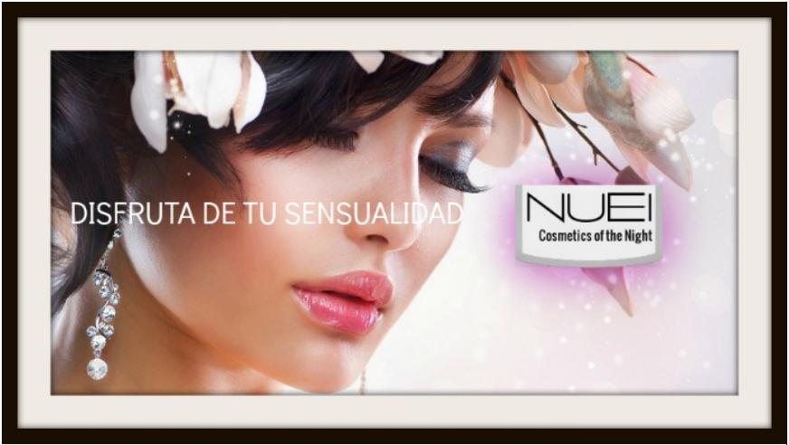 "Distruta de tus relaciones con NUEI Cosmetics of the Night en intimates.es ""Tu Personal Shopper Online"""