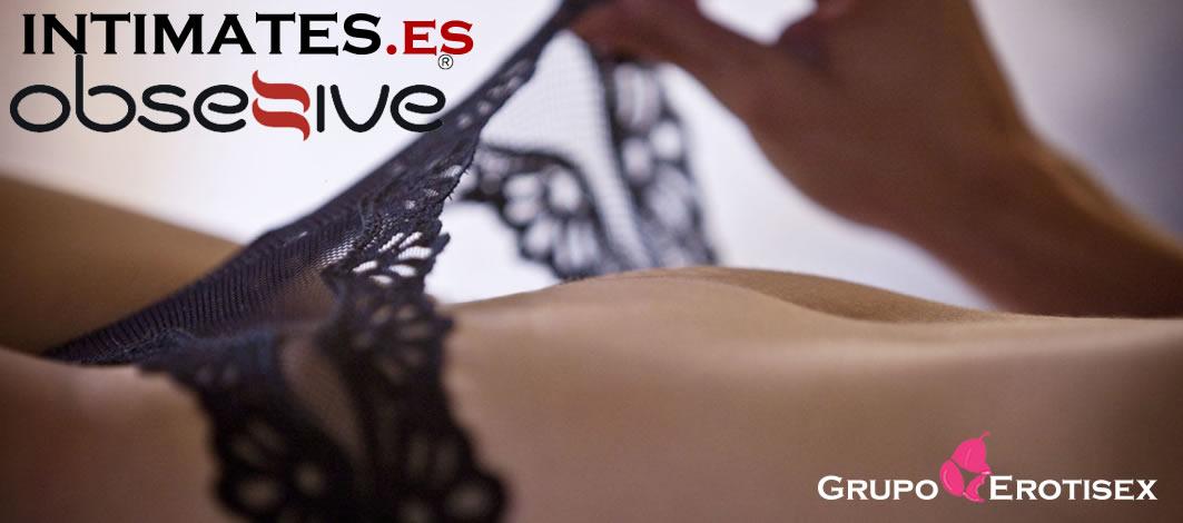 """Obsessive significa inspiración! Elegancia, sensualidad, amor a la costura.... significa mucho para la mujer, Lenceria picante que puedes adquirir en intimates.es """"Tu Personal Shopper Erótico Online"""""""
