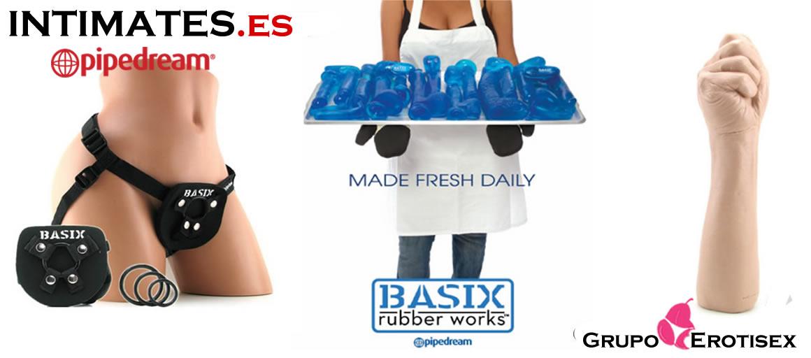 "Basix Rubber Works de Pipedream que puedes adquirir en intimates.es ""Tu Personal Shopper Erótico Online"""