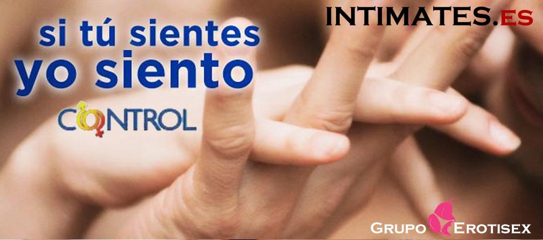 """Presevativos Control en intimates.es """"Tu Personal Shopper Erótico Online"""""""