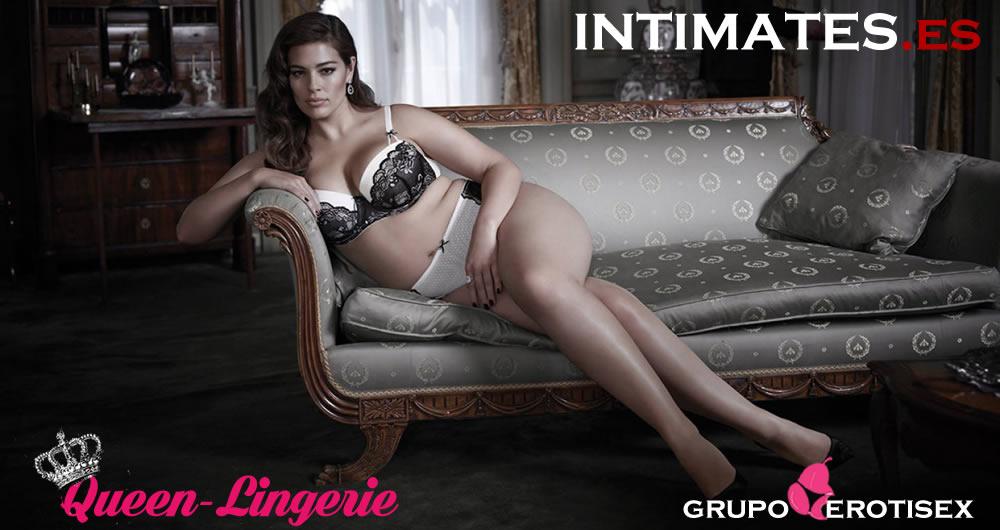 Queen Lingerie Plus Size en intimates.es