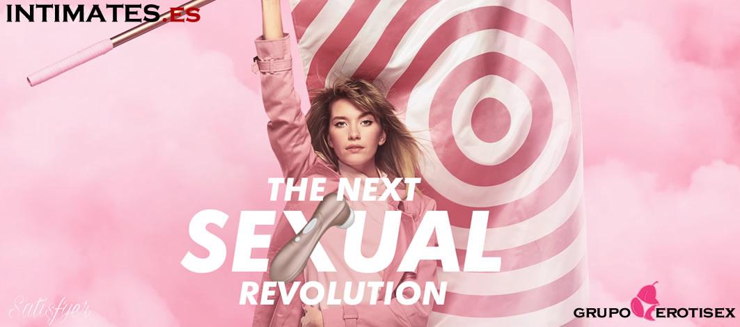 "Satisfyer Next Generation recargables en intimates.es ""Tu Personal Shopper"""