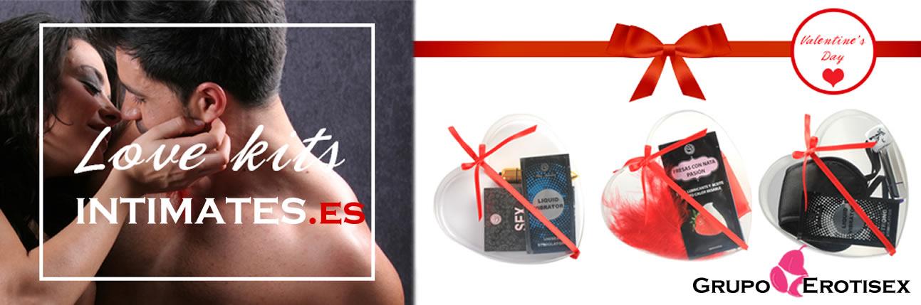 "Kits pasa San Valentin de Secret Play en intimates.es ""Tu Personal Shopper Online"""
