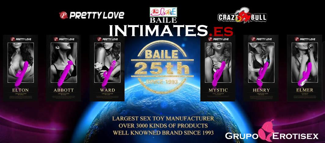 Liaoyang Baile Health Care Product establecida en 1993, es un fabricante especializado en los juguetes sexuales y productos para adultos en intimates.es
