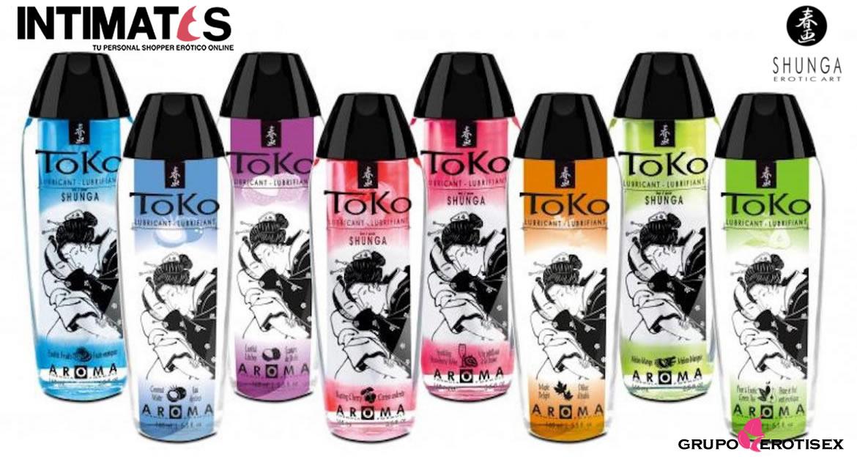 """Toko de Shunga son lubricantes personales, que puedes adquirir en intimates.es """"Tu Personal Shopper Erótico Online"""""""