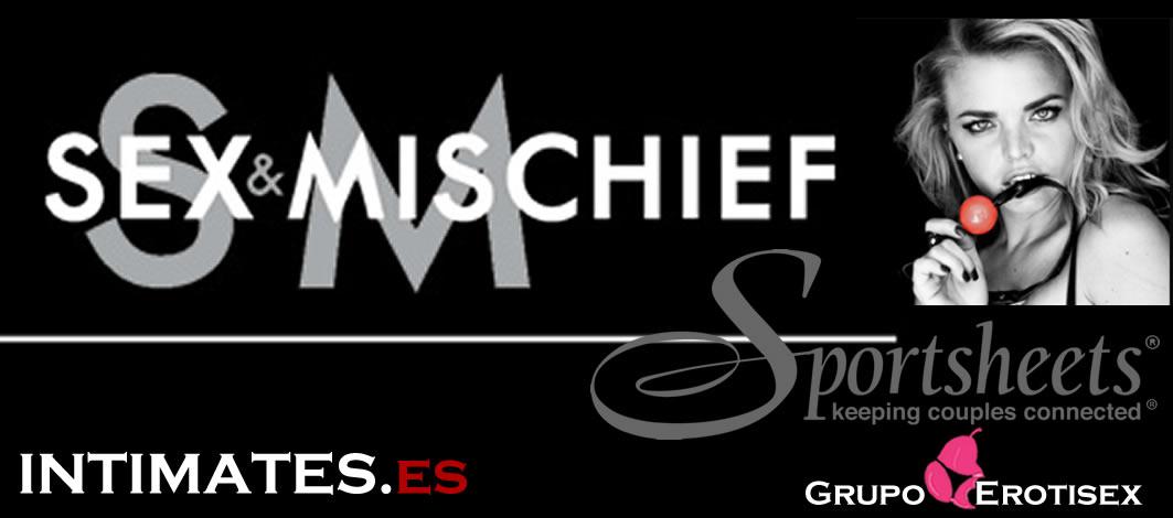 """Sex Mischief de Sportsheets, que puedes adquirir en intimates.es """"Tu Personal Shopper Erótico Online"""""""