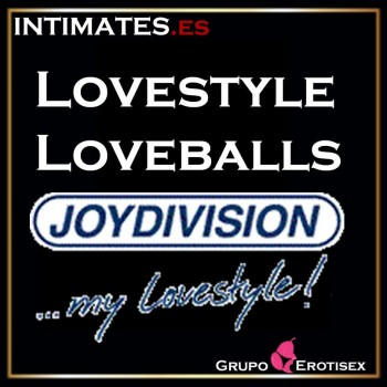 Lovestyle Loveballs de JoyDivision en intimates.es