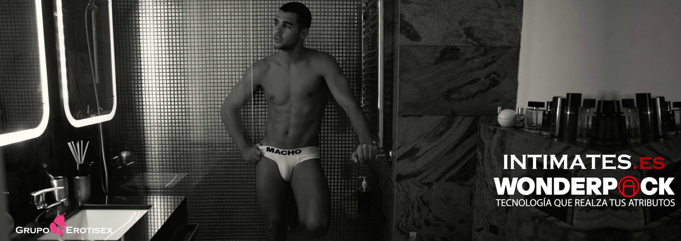 Macho underwear es una marca de ropa interior masculina que tiene sus origines en Colombia desde donde se ha convertido en un referente a nivel mundial en la moda intimo masculina.