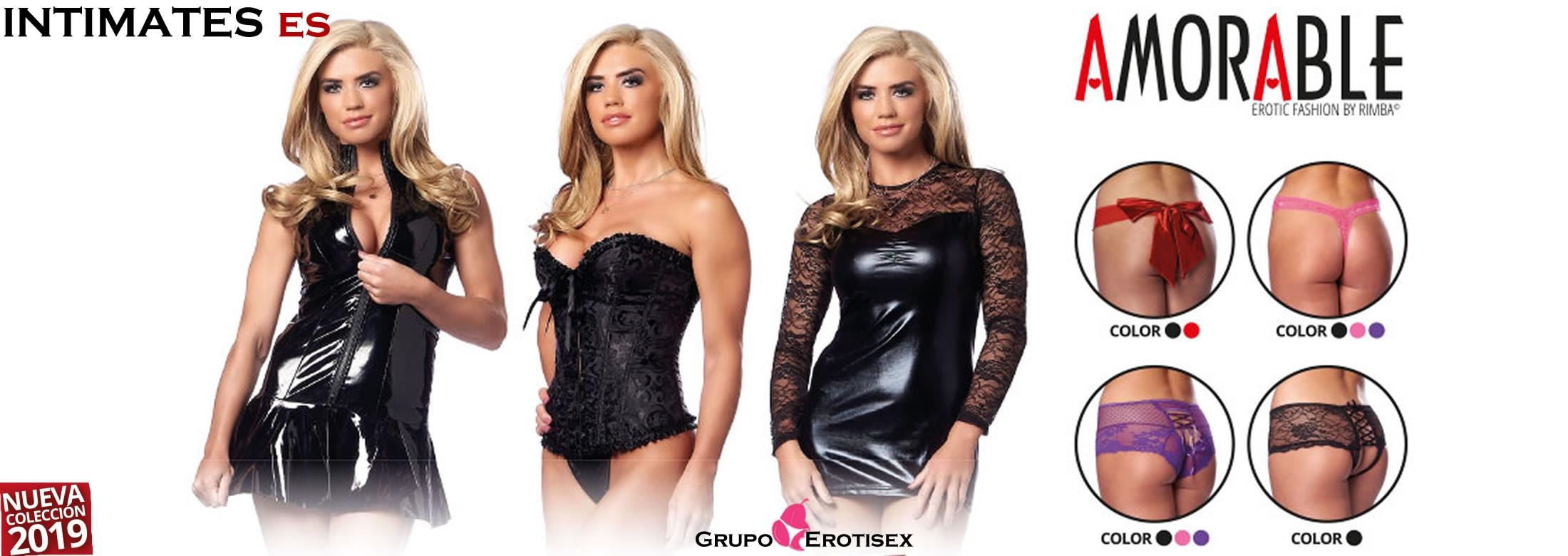 La marca Amorable apuesta por la calidad y  solo está disponible en las mejores tiendas Eróticas del mundo como intimates.es